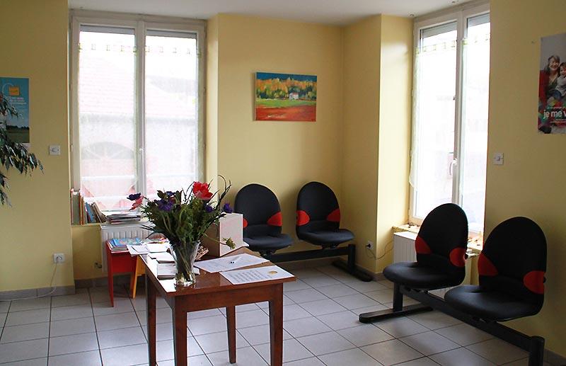 accueil centre de soins dunières