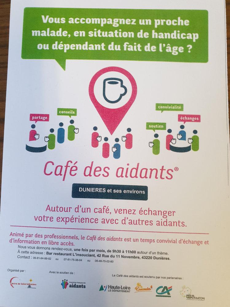 Café des aidants